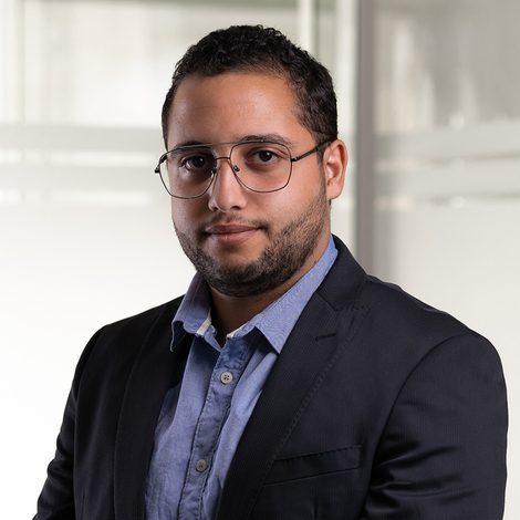Omar Gharbi