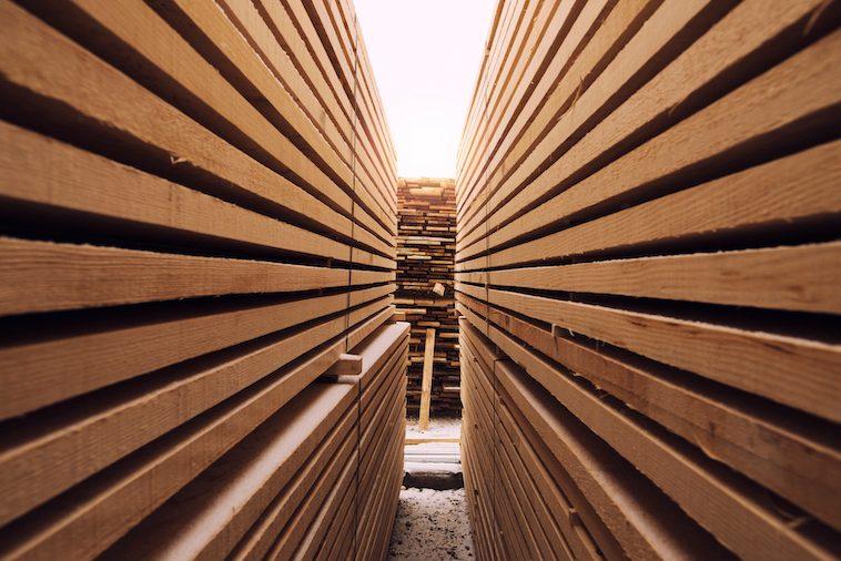Wood, Lumber, Plywood