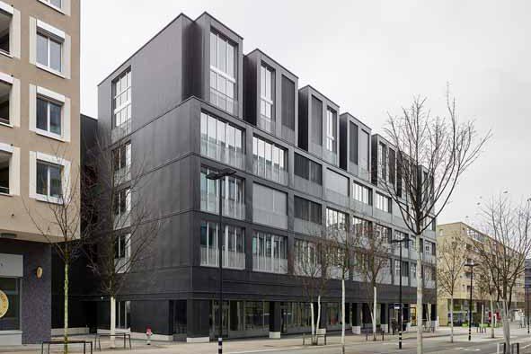 Office Building, Building, Condo
