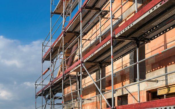 Weil die Baupreise steigen, wird Bauen teurer.