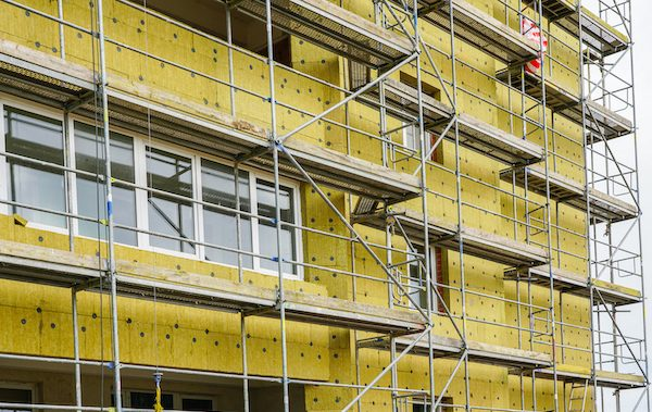 Construction, Scaffolding
