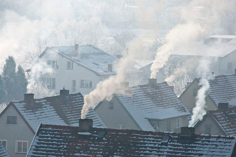 Smoke, Steamer, Metropolis